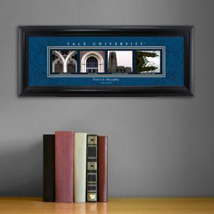 Personalized University Architectural Art - College Art - Yale - JDS