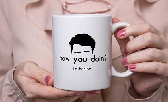 Personalized Friends Mug Collection -  - Qualtry