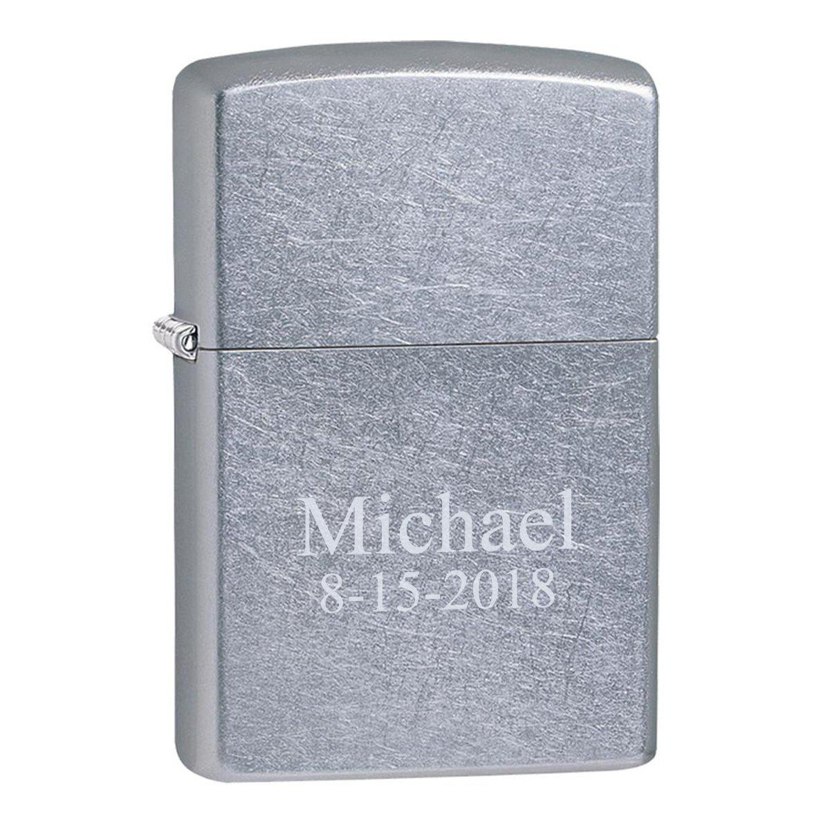 Personalized-Street-Chrome-Zippo-Lighter