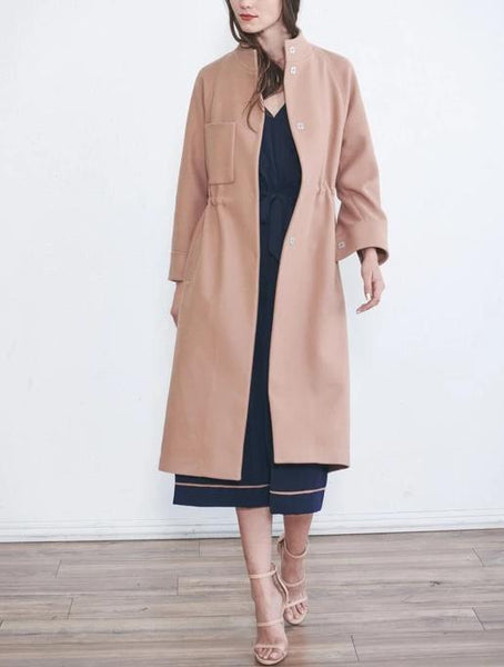 Cupertino Overcoat