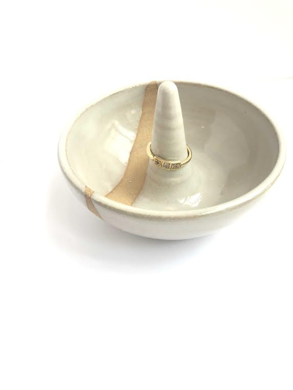 Guinevere Made Ring Dish