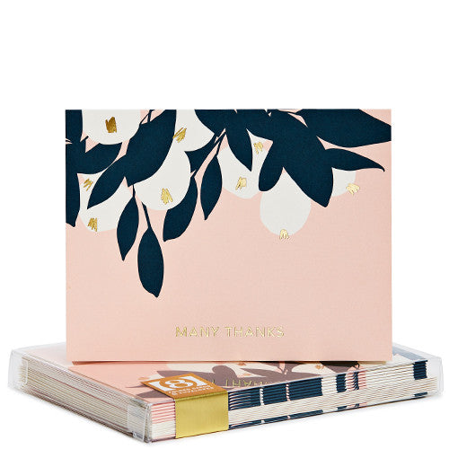Snow & Graham Newberry Gold Foil Noteset