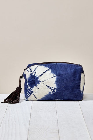 Tie Dye Make Up Bag