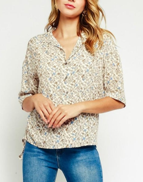 Fresh Air Blouse