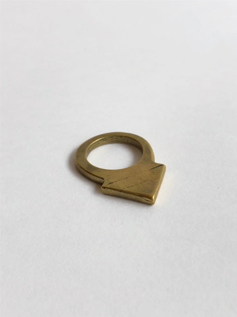Arrow Ring Pendant