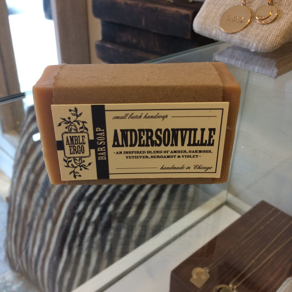 Andersonville Soap