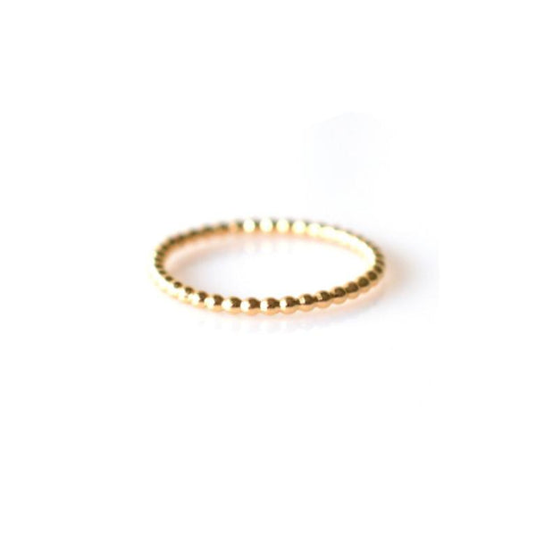 Eternity Band • Gold-Filled