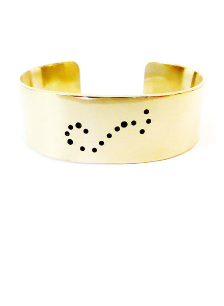 "3/4"" Constellation Cuff"