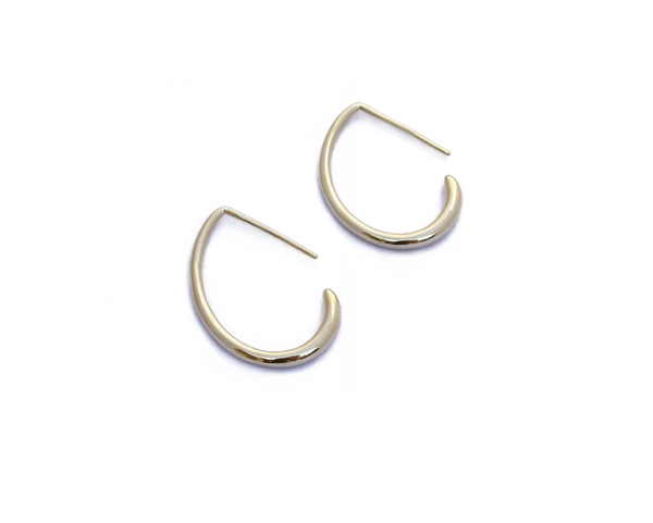Marigny Hoop Earrings