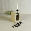 Vice Taper Candle Holder