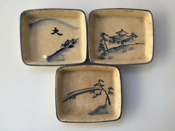 Vintage Japanese Dishes