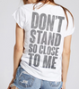 The Police • Don't Stand So Close Vintage Tee