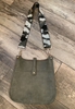 Guitar Strap Messenger Bag