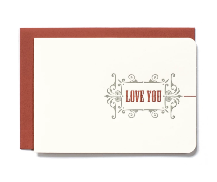 Love You • Card