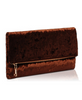 Velvet Clutch w/ Detachable Strap