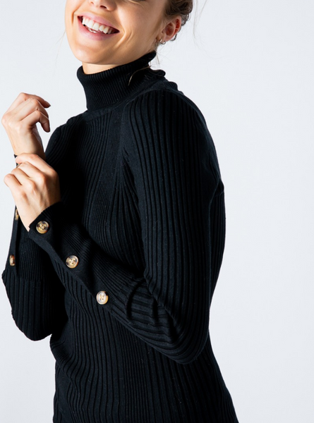 Dasha Turtleneck