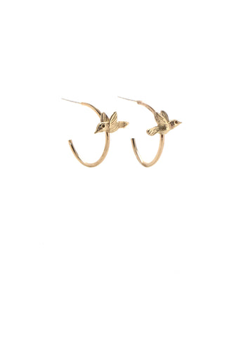 Hummingbird Hoops