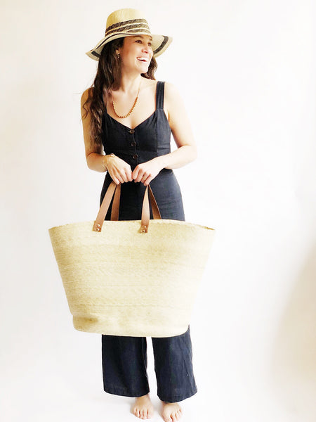 Georgia Carry All Basket