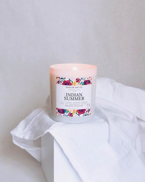 Indian Summer Candle