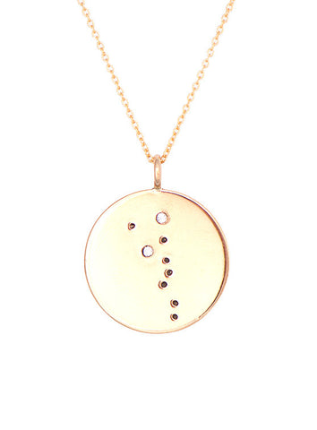 Constellation Pendant with Stones