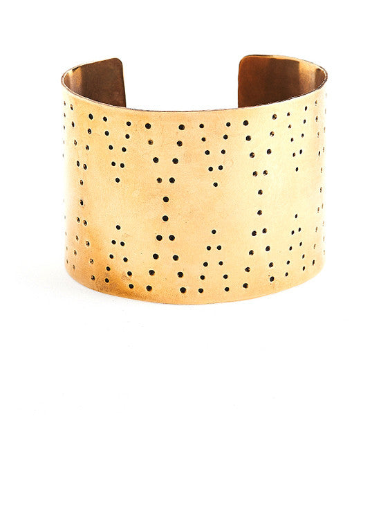 "1.75"" Triangle Pattern Cuff"
