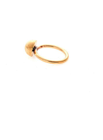 Dome Ring (9mm)