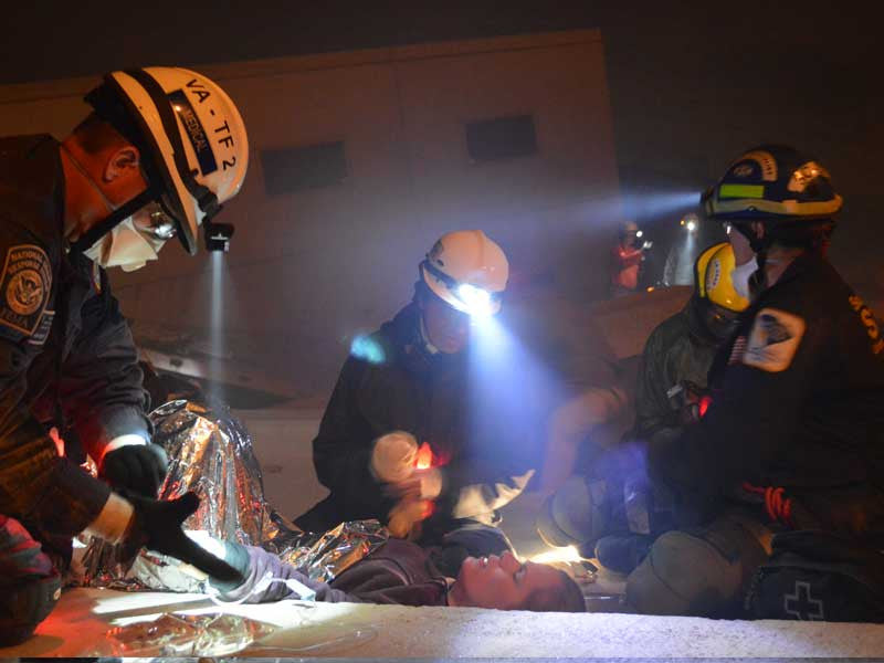 USAR Medical Team Specialist