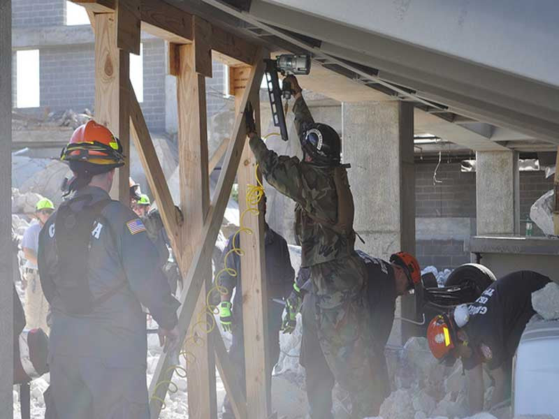 Structural Collapse Operations