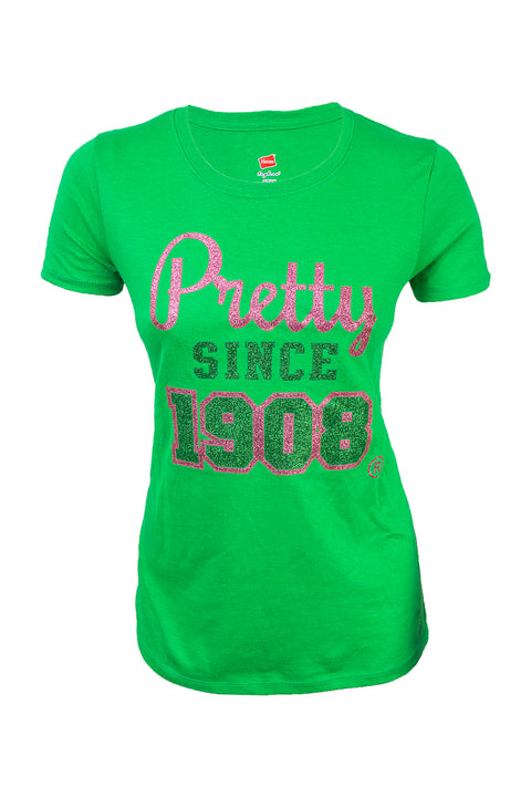 "AKA ""Pretty Since 1908"" T-shirt"
