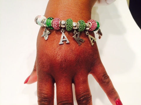 Alpha Kappa Alpha Jewelry