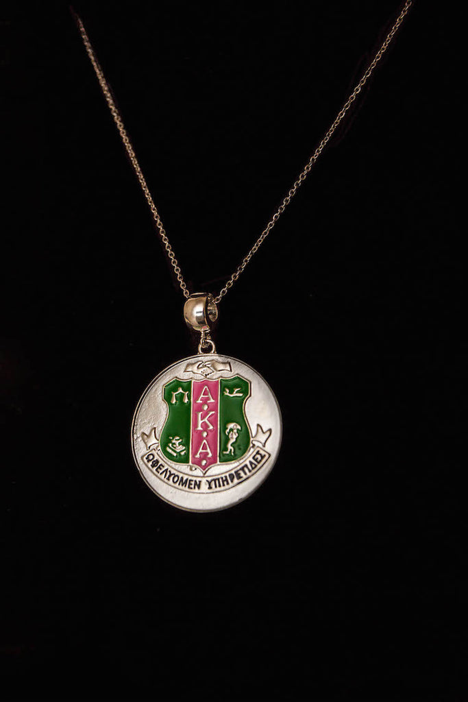 AKA Pendant Necklace
