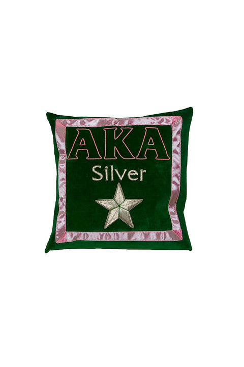 AKA Silver Star Bullion Pillow
