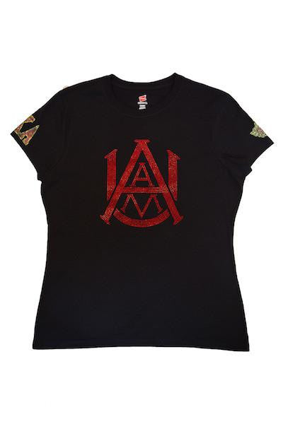 Alabama A&M University Bling Shirt