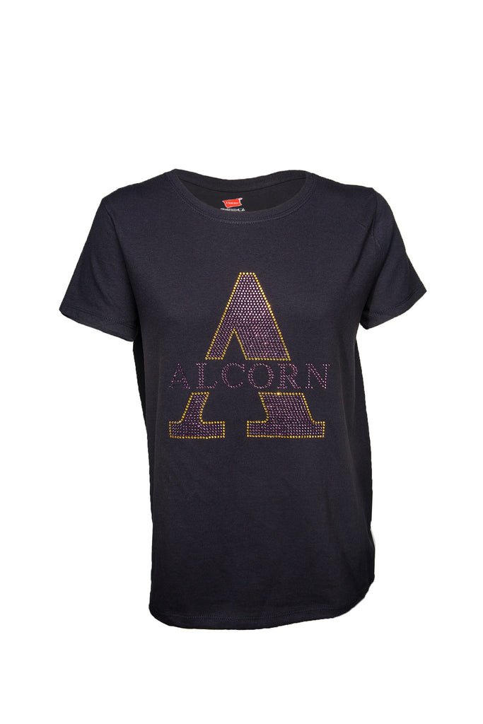 Alcorn State University Zeta Phi Beta Bling Shirt