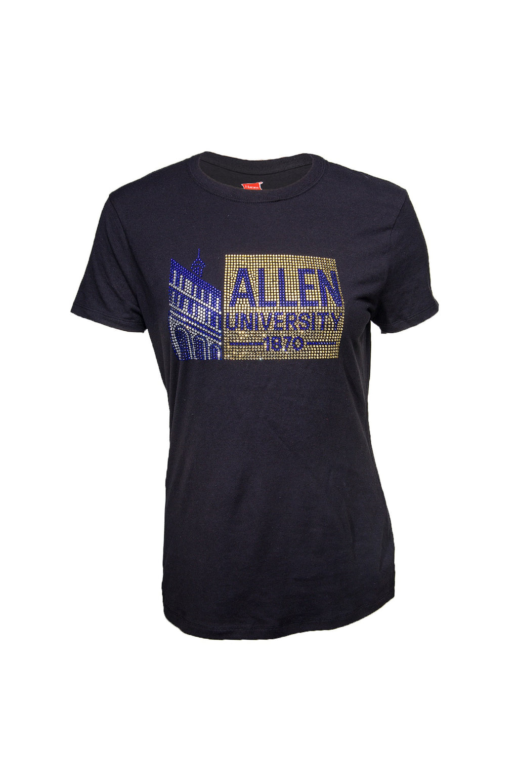Allen University Zeta Phi Beta Bling Shirt