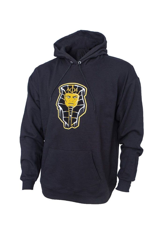 Alpha Hoodie with Frozen Pharaoh Patch