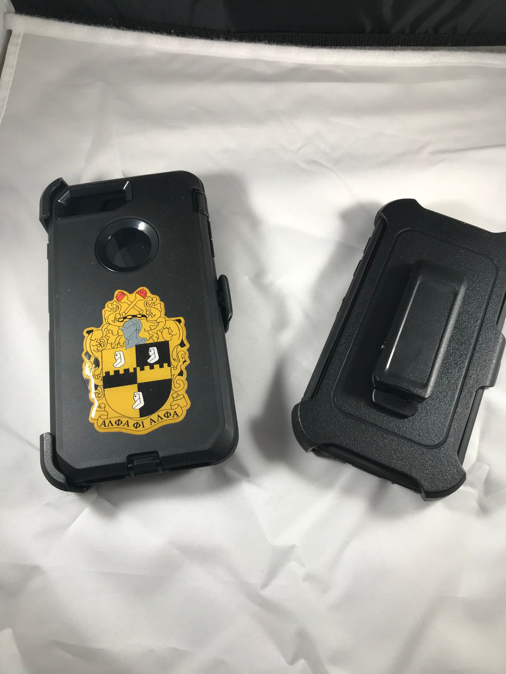 Iphone 7/7Plus Phone Case - Alpha Phi Alpha