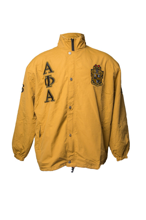 Alpha Phi Alpha All Weather Jacket