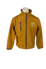 Alpha Old Gold Soft Shell Jacket