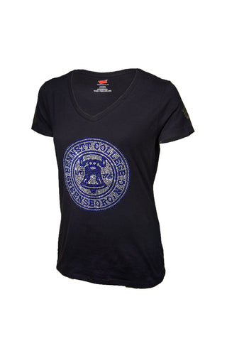Bennett College Zeta Phi Beta Bling Shirt