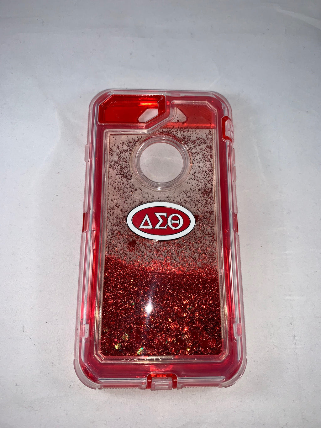 Delta IPhone 7Plus Glitter Phone Cover