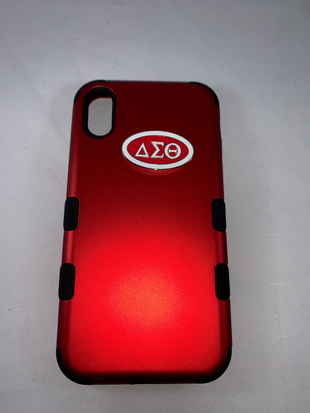 Delta IPhone XR Metallic Phone Cover