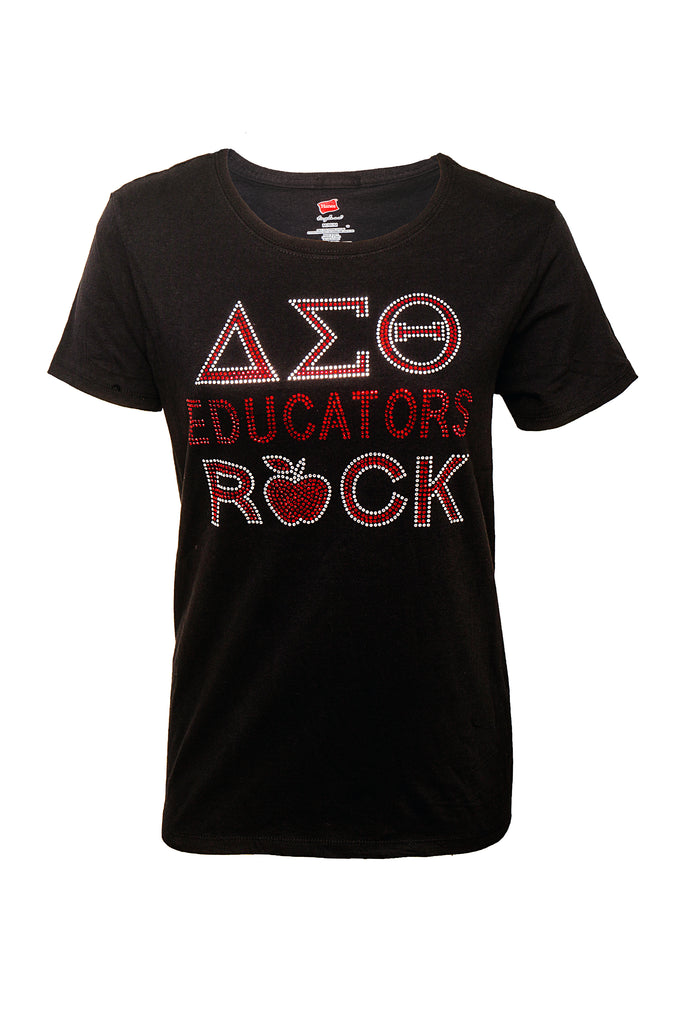 Delta Sigma Theta Educators T-shirt