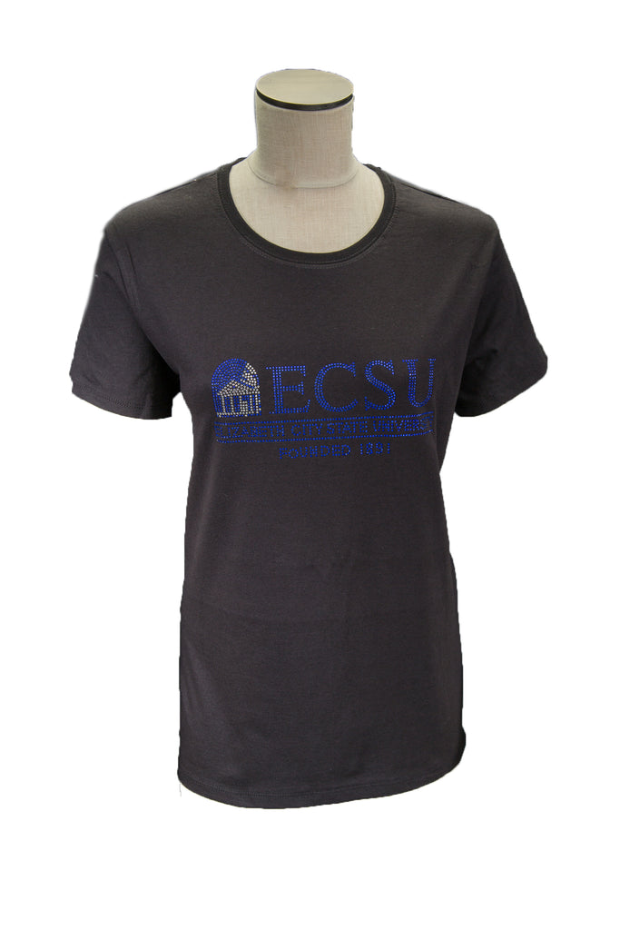 Elizabeth City State University Sigma Gamma Rho Bling Shirt