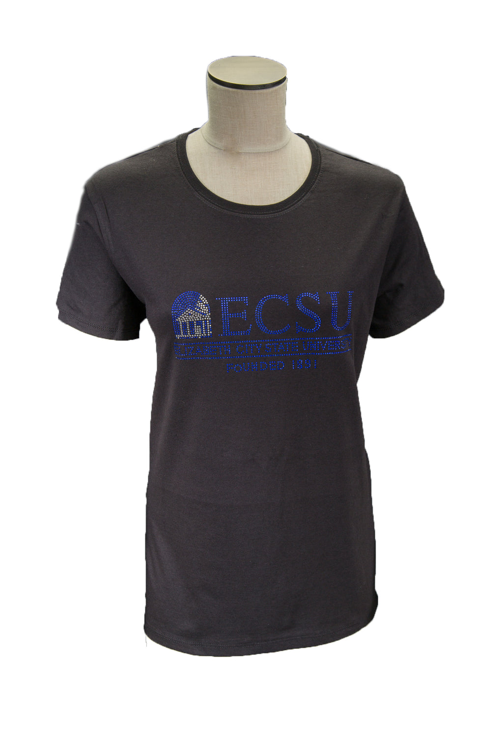 Elizabeth City State University Zeta Phi Beta Bling Shirt