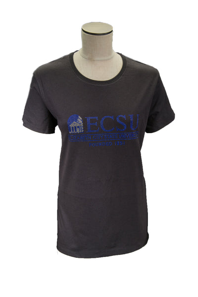 Elizabeth City State University Bling AKA Shirt
