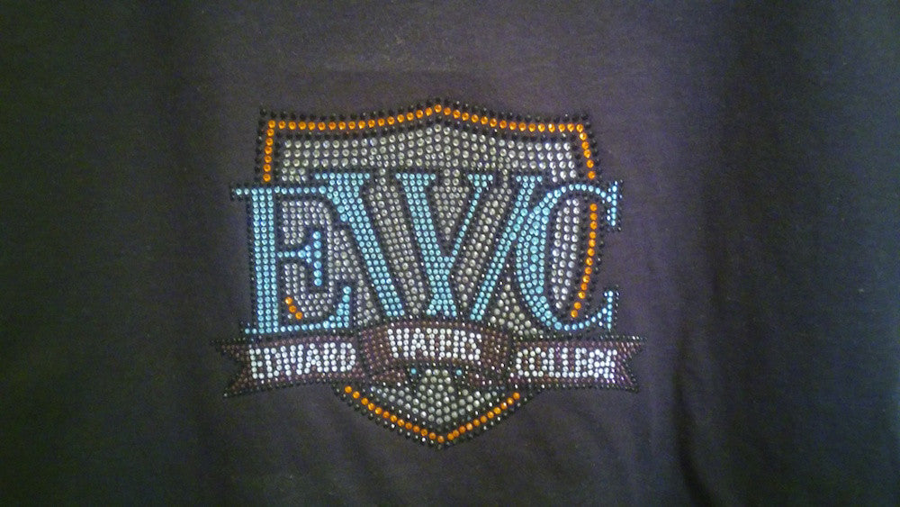 Edward Waters College Bling Shirt