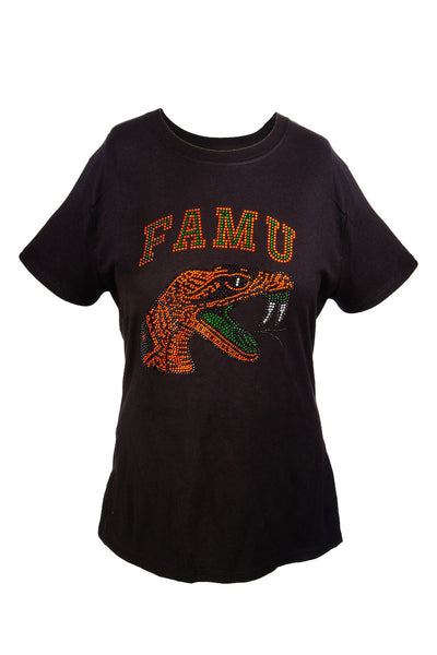 FAMU Zeta Phi Beta Bling Shirt