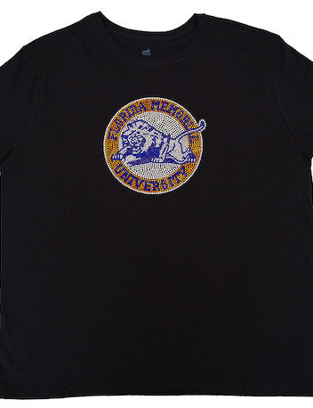 Florida Memorial University Zeta Phi Beta Bling Shirt