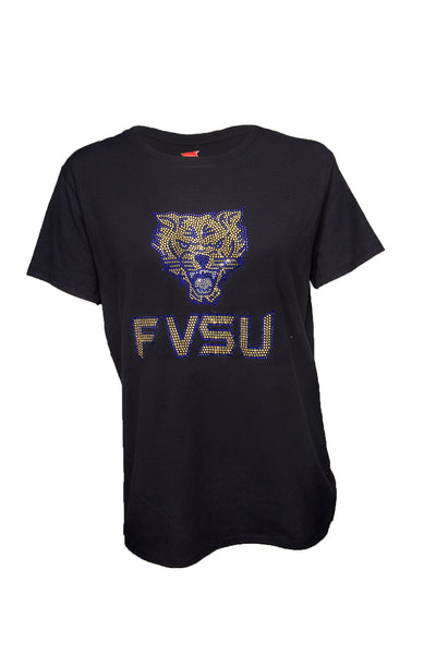 Ft. Valley State Sigma Gamma Rho Bling Shirt
